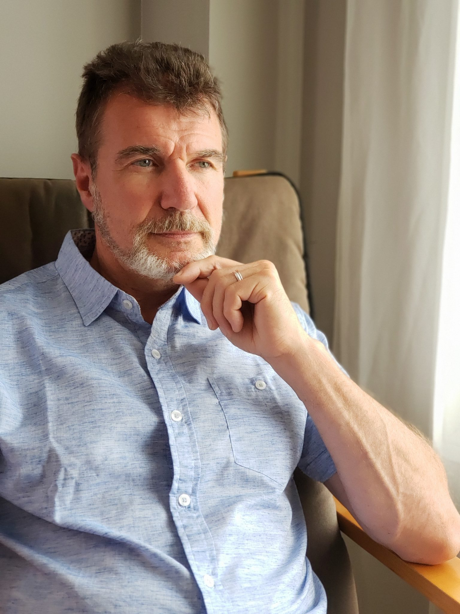 Cedric Gehder, 55